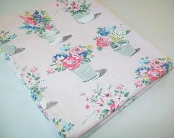 Kitchen Towel, Cath Kidston, Flower Pots design, handmade