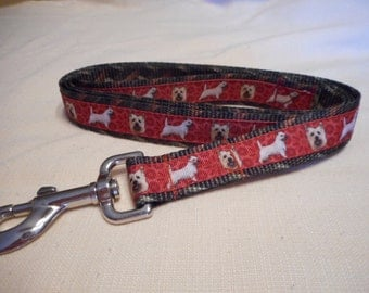 Breed Specific Leash For Cairn Terrier