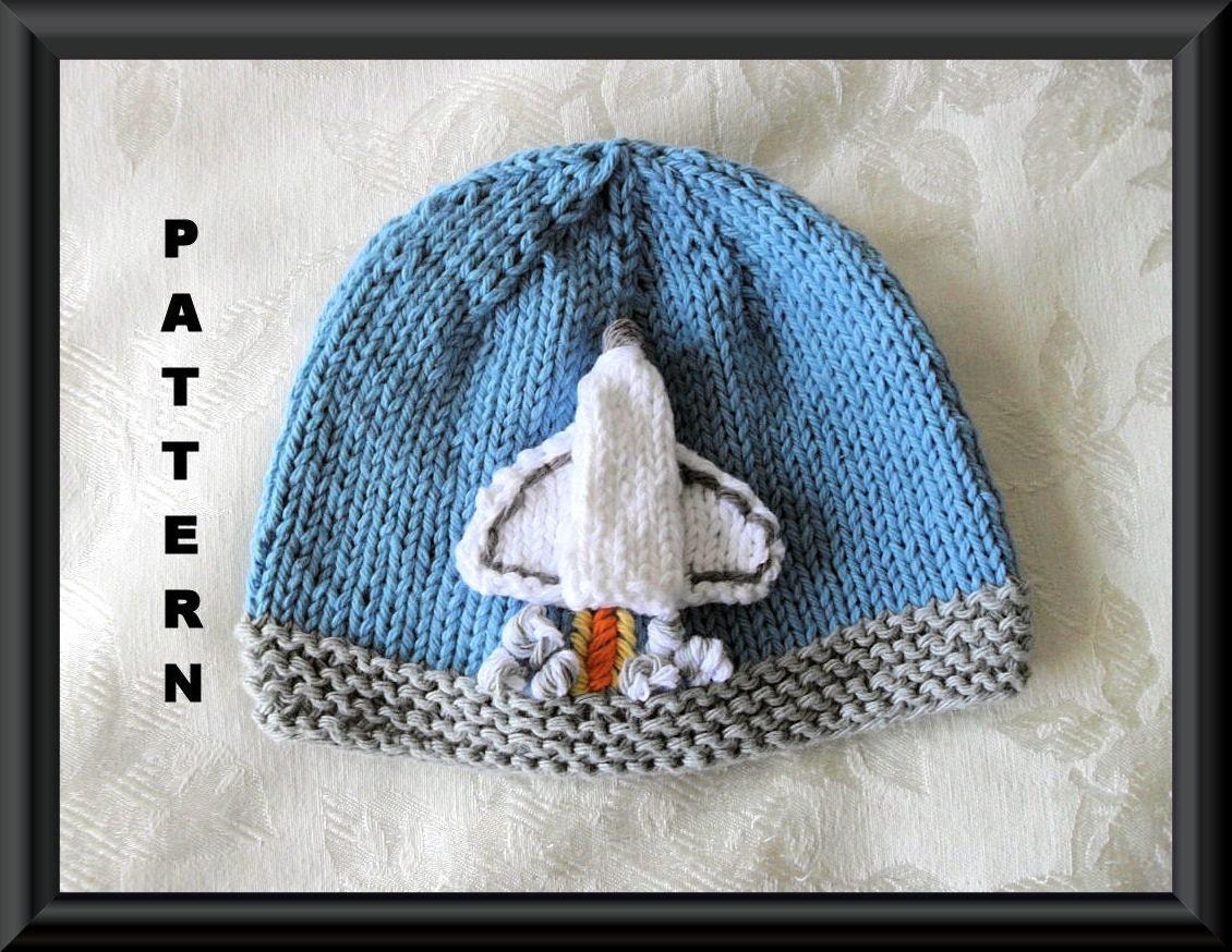 astronaut hat knit - photo #7