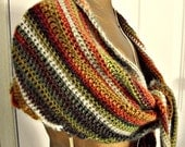 Woodland Colors Wrap/Women/Teens by AngelAndFairyDesigns on Etsy.com