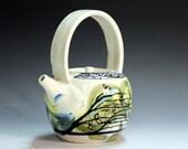 Hand made teapots, porcelain teapots, tea service, porcelain teapots ceramic teapots ceramic pottery teapots