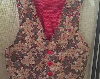 Children's  Christmas  Vest - 2/3T