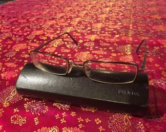 Prada mens glasses