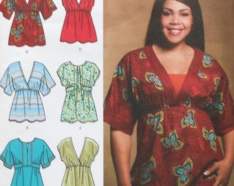 Top Sewing Pattern UNCUT Simplicity 3893 Sizes 10-18