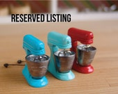 Dollhouse Miniature candy Wafers RESERVED LISTING