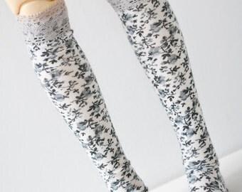 Cute socks for SD super dollfie dolls volks bluefairy luts soom