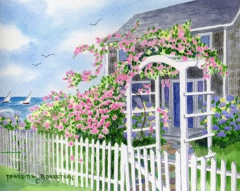 Cape Cod Rose Arbor - free shipping