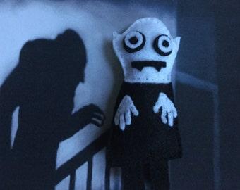 Nosferatu catnip toy