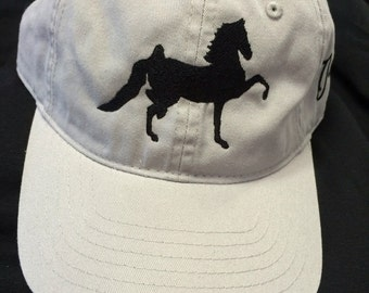 American Saddlebred  Horse embroidery design file