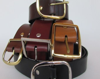 "1.5"" Leather Belt"