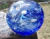 Handmade Glass Paperweight