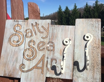 Salty Sea Air sign