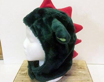 Dragon Hat, Adult and Child, Dragon Costume