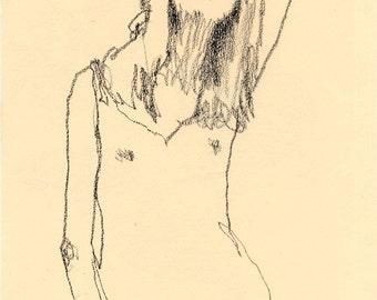 g i r l s 01 - original drawing