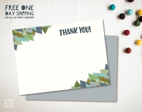 Where The Wild Things Are Thank You Note