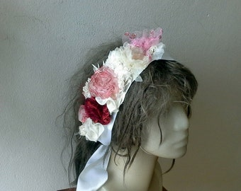 Satin Ribbon Wedding Belt Black Ruffle Flowers Sash Belt bridal sashes