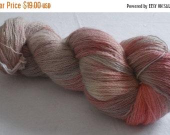 Sale BFL Lace Yarn Gollum