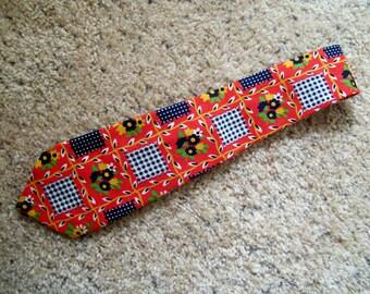 Boys Vintage HandMade Tie