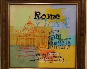 Rome, Mid century style