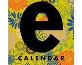 SALE 2016 Calendar By Erin Flett Surface Textile Designer, Full Color, Lux Natural Paper
