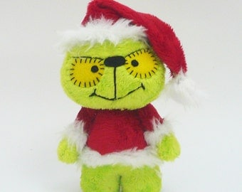 The Grinch monster