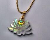 Sailor Moon Silver Crystal Necklace