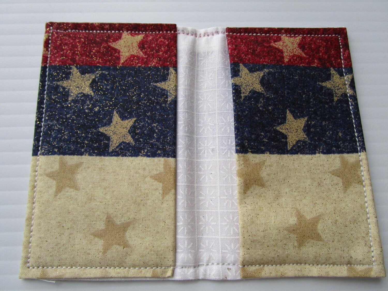 American Flag Wallet, Credit Card Wallet, Patriotic Wallet ...
