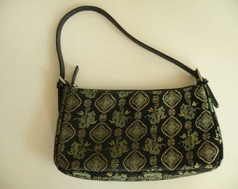 Vintage Nine West Oriental Purse
