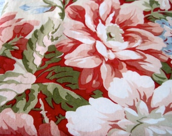 RALPH LAUREN fabric floral vintage pattern Ralph Lauren cottage floral country