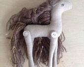 Tiny Unicorn Ornamet