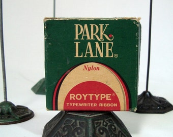 Royal Typewriter Ribbon NIP 321 Red and Black RoyType in Box Park Lane