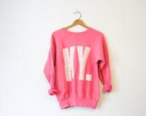 Vintage Pink Kentucky Sweatshirt