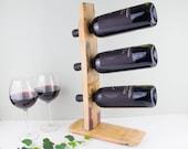 Barrel Stave Wine Rack