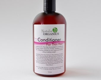 Conditioner For Thin Hair 16 oz.
