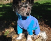 Mix and Match -Custom Fleece PJs for Your Dog