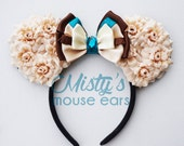 Inspired by Pocahontas Mouse Ears