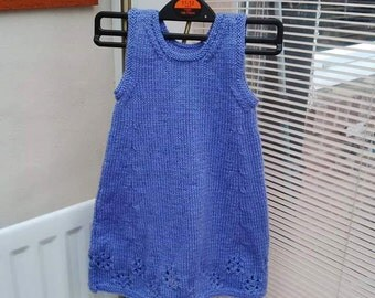 Sweet pea baby dress