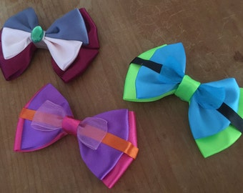 Disney Inspired Tremaine Family - Lady Tremaine, Anastasia and Drizella hair bows