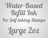 Refill Ink for Self Inking Stamps