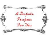 Custom White Fox Poupette