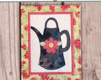 Seasons in Patches - Watering Can