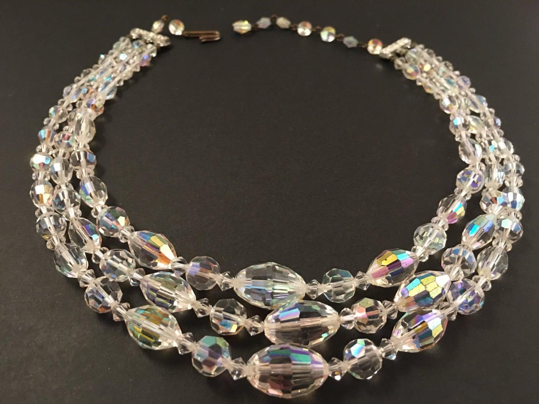 Aurora Borealis Vintage Jewelry 14