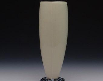 Glossy Yellow Porcelain Ceramic Tumbler