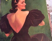 Vintage 1930s Magazine Cosmopolitan March 1938 Great Advertising Articles This Is A Complete Magazine