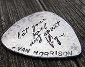Hand-finished Solid Sterling Guitar Pick