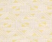 Nate Berkus Birnbeck Citrine geometric abstract designer decorative pillow cover