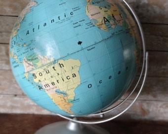 Vintage World Hlobe Nystrom International 1960's