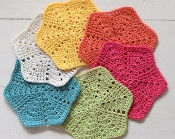 100% cotton baby washcloths/various colours/star shape/yellow/peach/pink/green/teal/natural