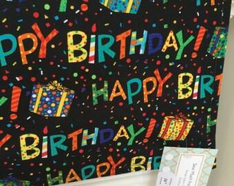 Birthday Table Runner | Centerpiece | Birthday Tablescape | Decor | Birthday Decor | Pink Birthday | Umbrella Hole | Tablecloth | Cupcake