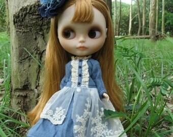 La-Princesa Mori Girl Outfit for Blythe (No.Blythe-330)